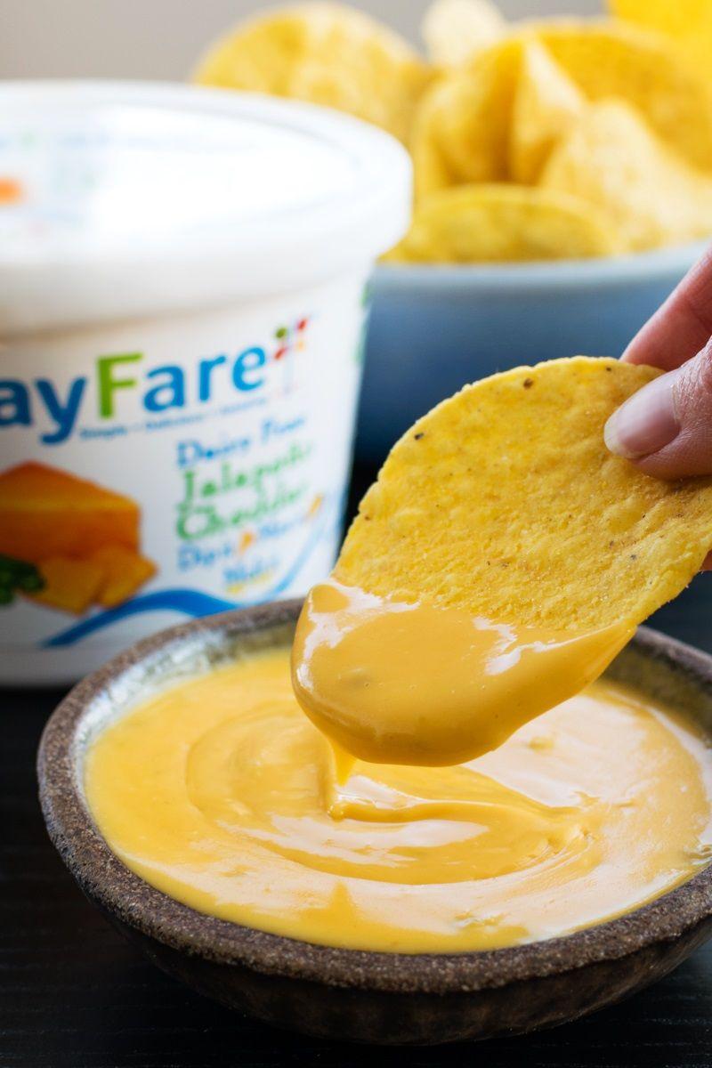 Wayfare Dairy Free Cheese Review Original Nacho Jalapeno Flavors Dairy Free Cheese Dairy Free Soup Lactose Free Cheese