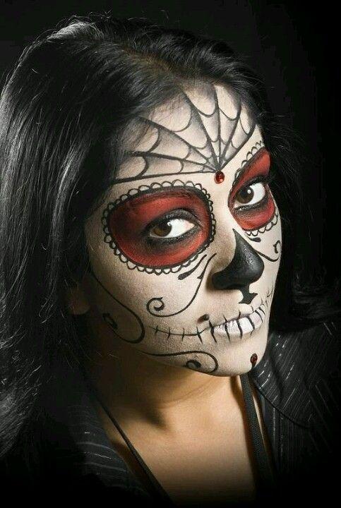 face paint facepainting schminken halloween halloween. Black Bedroom Furniture Sets. Home Design Ideas