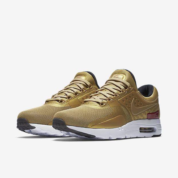 nike air max zero metallic gold for Verkauf