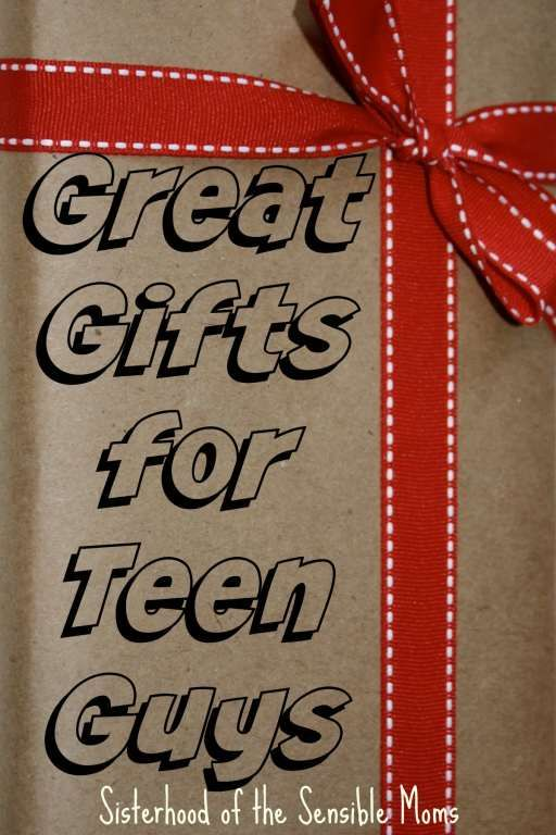 great gifts for teen guys gift guide christmas sisterhood of the sensible moms