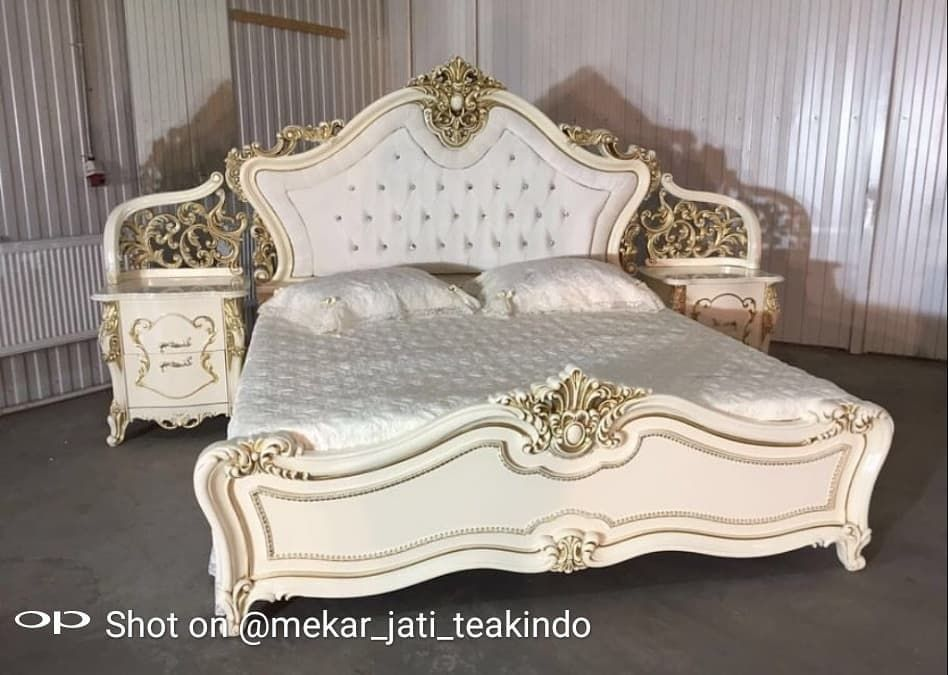 Open Order Tempat Tidur Duco Luxury Ready Stook Whatsapp 08595071741 With Images Beautiful Bedroom Decor Bedroom Furniture Uk Bohemian Style Bedrooms