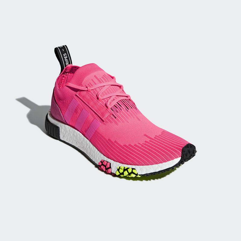 c6c7f7e31287 CQ2442 adidas NMD Racer PK Solar Pink  adidas  adidasnmd  boost   adidasoriginals
