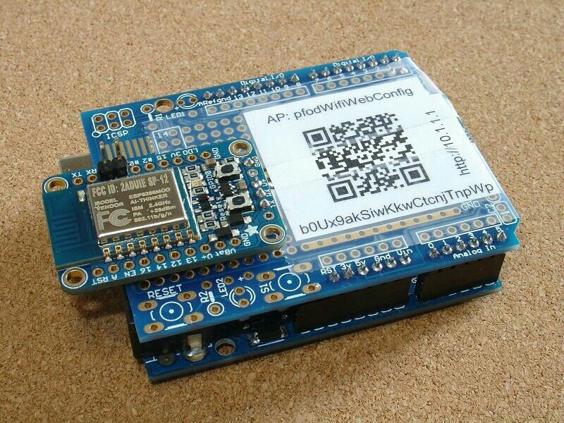 DIY Arduino WiFi shield-Instructables | Arduino 4 All | Pinterest ...