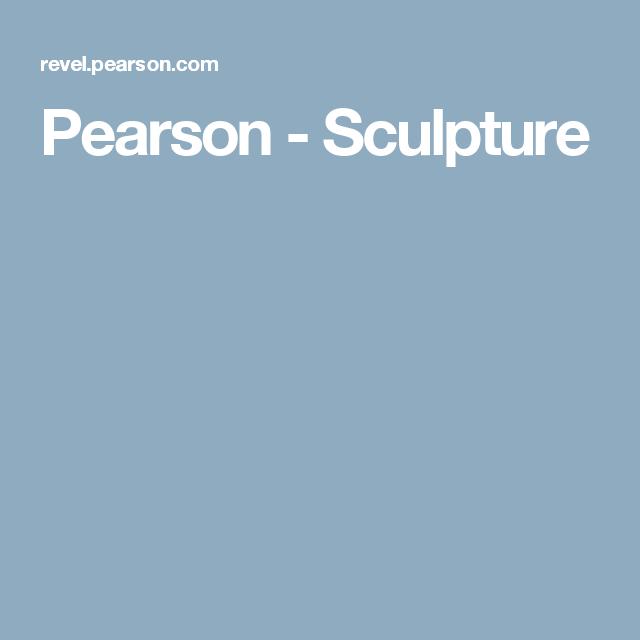 Pearson - Sculpture