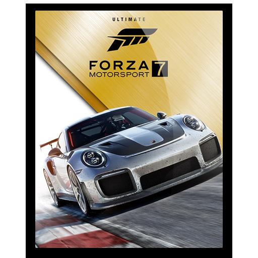 Icon Forza Motorsport 7 By Hazzbrogaming