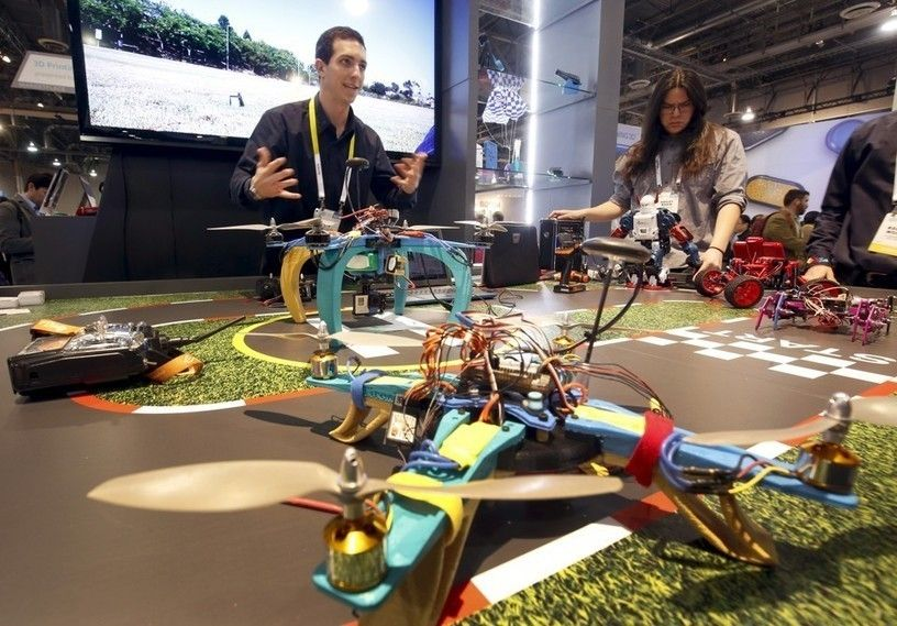 How schools are bringing drones to the classroom the