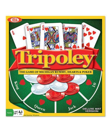 Tripoley Deluxe Tabletop Game #zulily #zulilyfinds