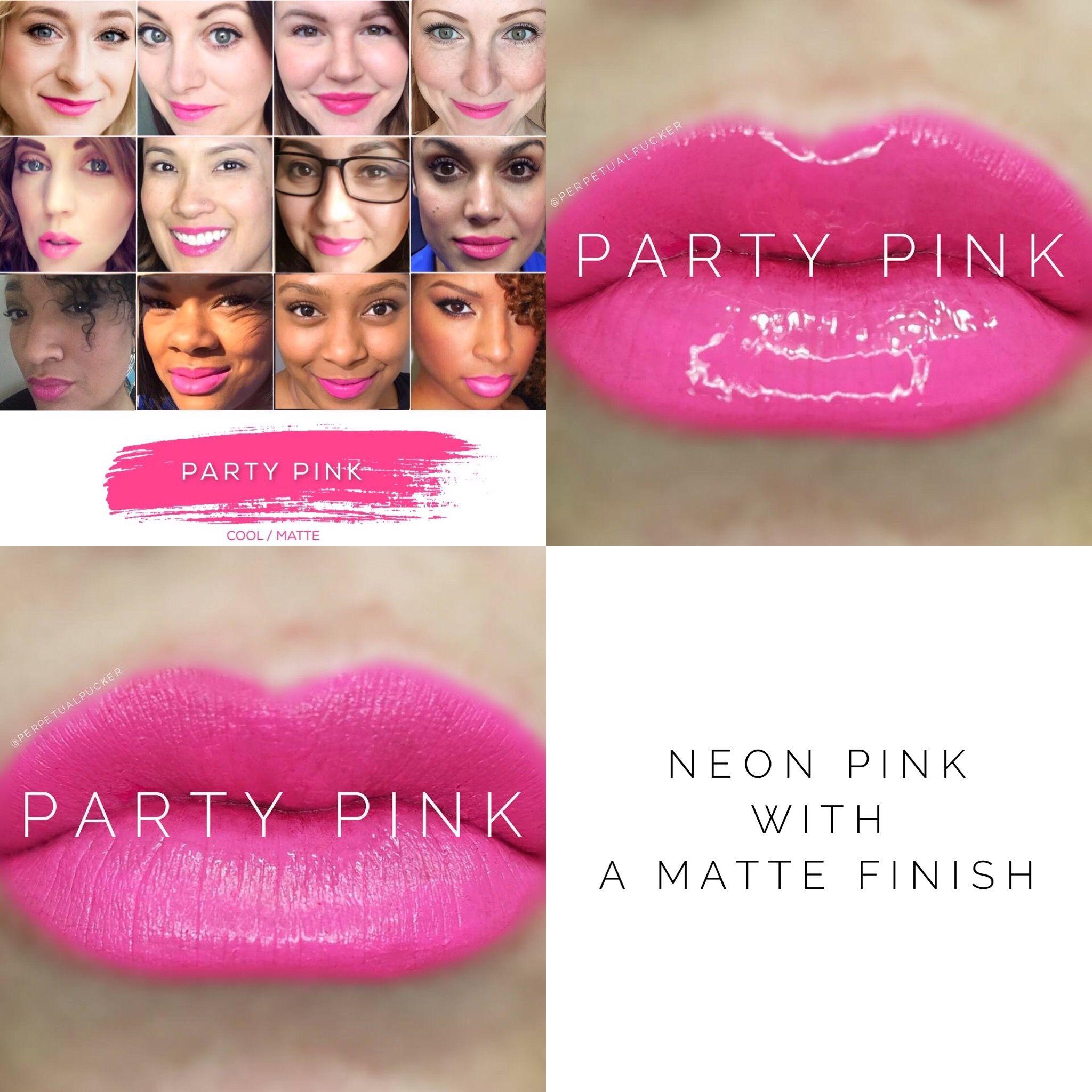 Party Pink LipSense