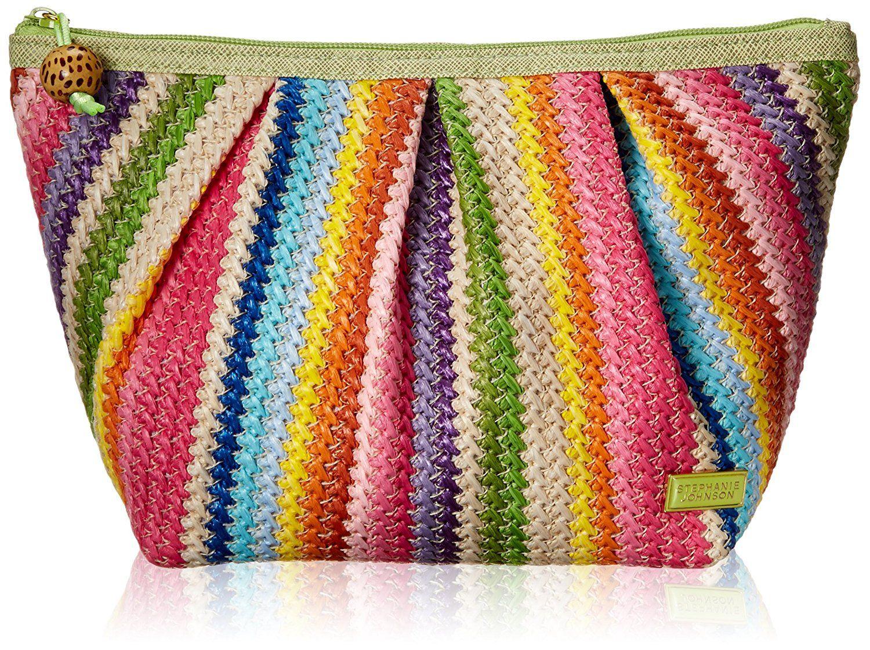 Stephanie Johnson Laura Large Trapezoid Cosmetic Bag