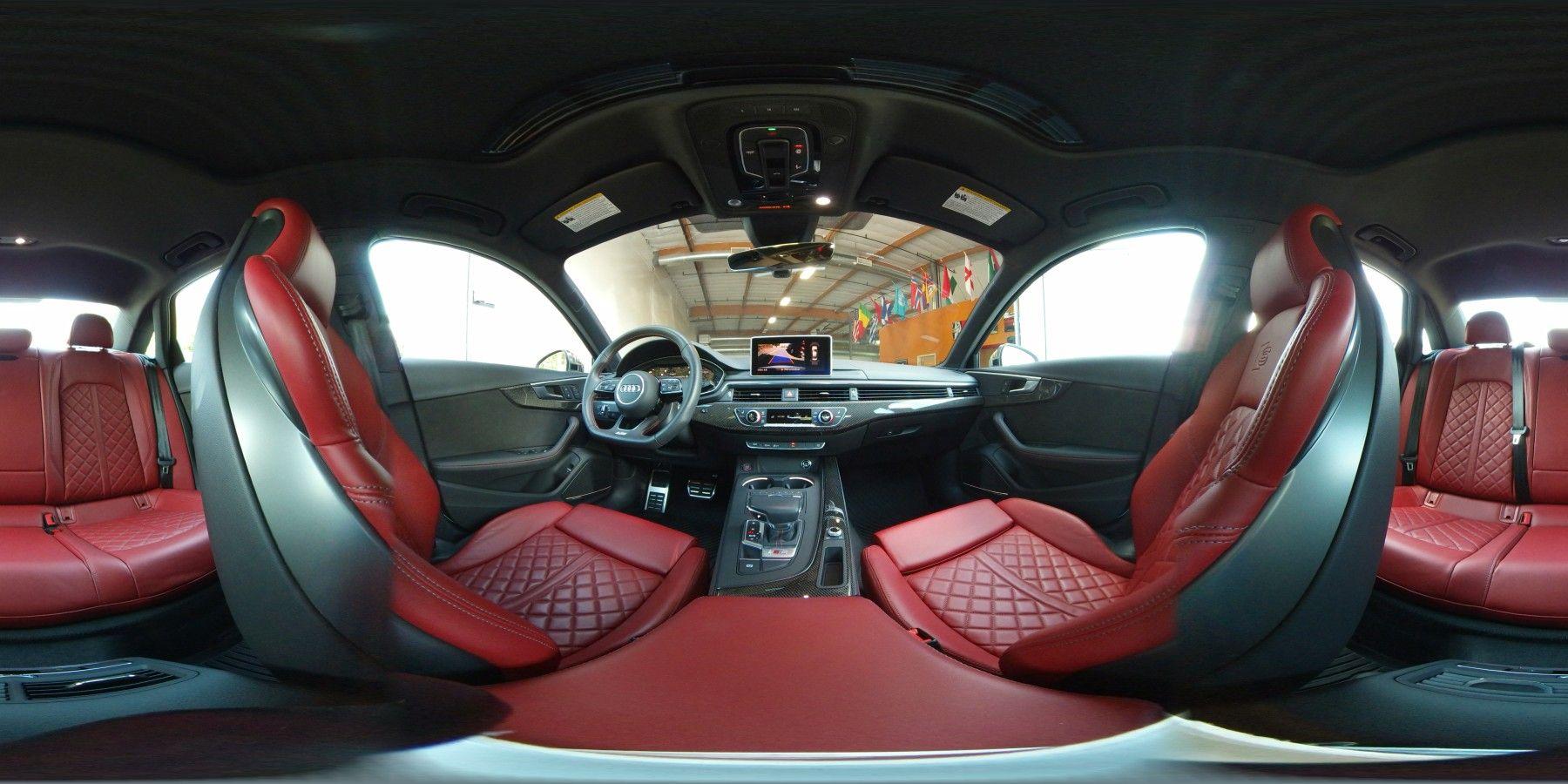 2018 audi s4 red interior audi s4 audi matte cars