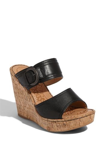 2fb52f2ceb95 Børn  Zee  Wedge Sandal (Exclusive) available at Nordstrom. The most  comfortable wedges ever!