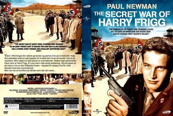 The Secret War Of Harry Frigg Watch Online