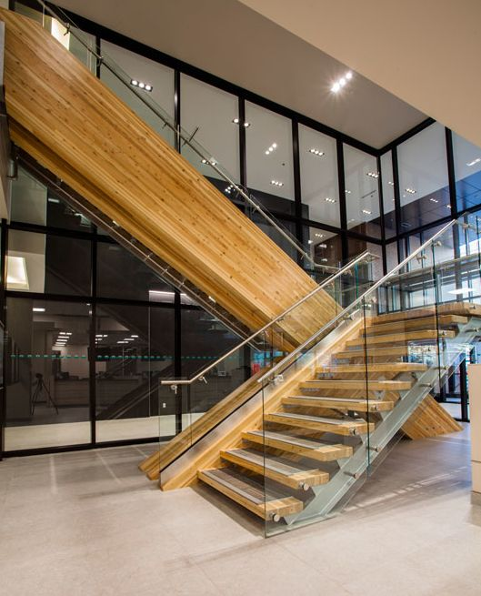 Best Commercial Stairs Project Stairs Design Commercial Stairs 400 x 300