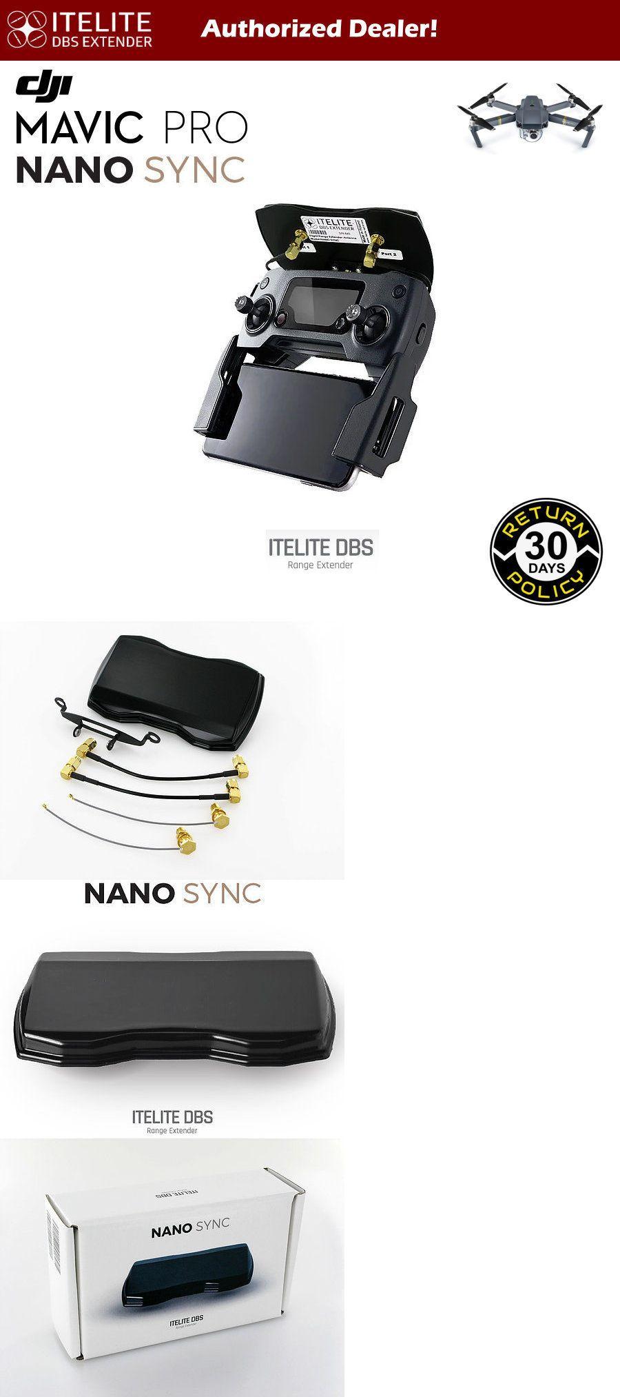 Itelite DBS Drone DJI Mavic Pro Range Extender Nano Sync