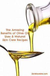 Top Olivenöl Vorteile für trockene Haut und Falten – # Dry # ONE # And # Haut …