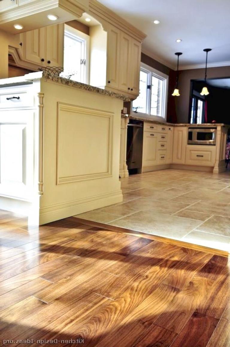 40 Beautiful Kitchen Floor Tiles Design Ideas Dining Room Floor Modern Kitchen Flooring Floor Tile Design