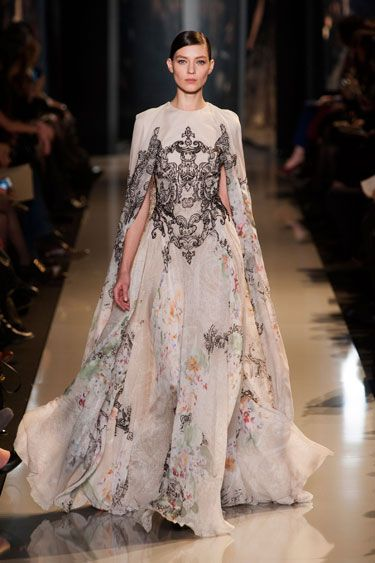 This is beautiful:  Elie Saab Spring 2013 Couture Fashion Shows - Couture Fashion from Spring 2013 Paris - Harper's BAZAAR