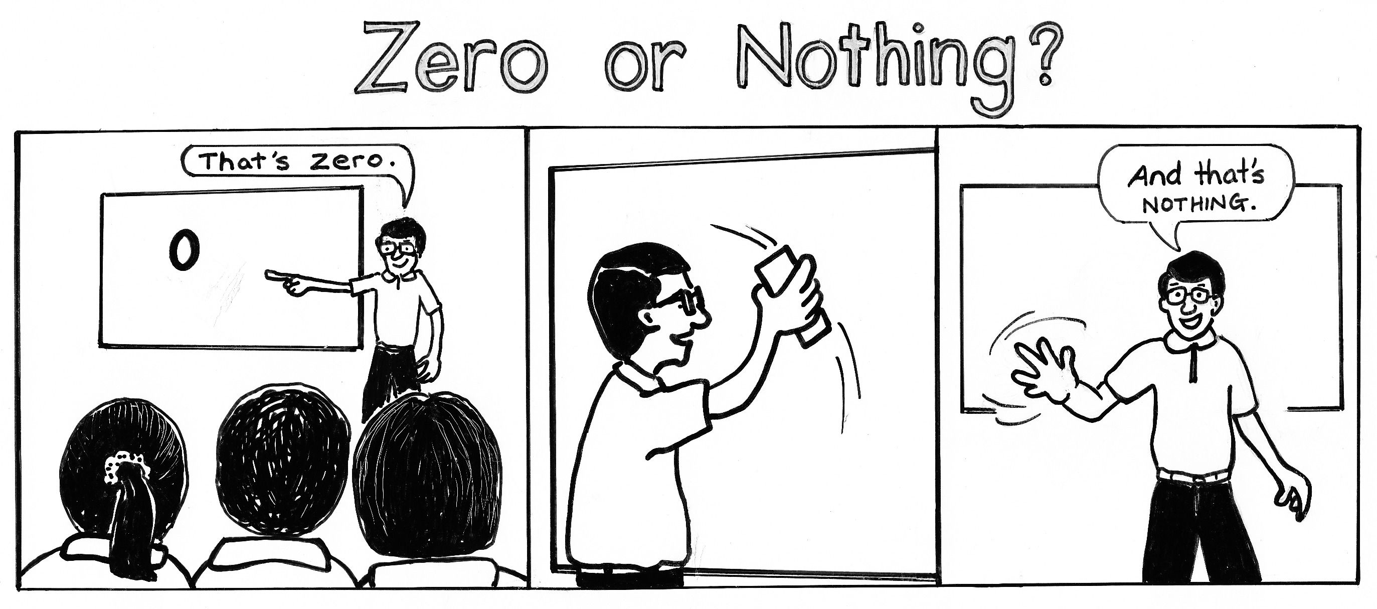 Zero Or Nothing What S The Difference In Singapore Math
