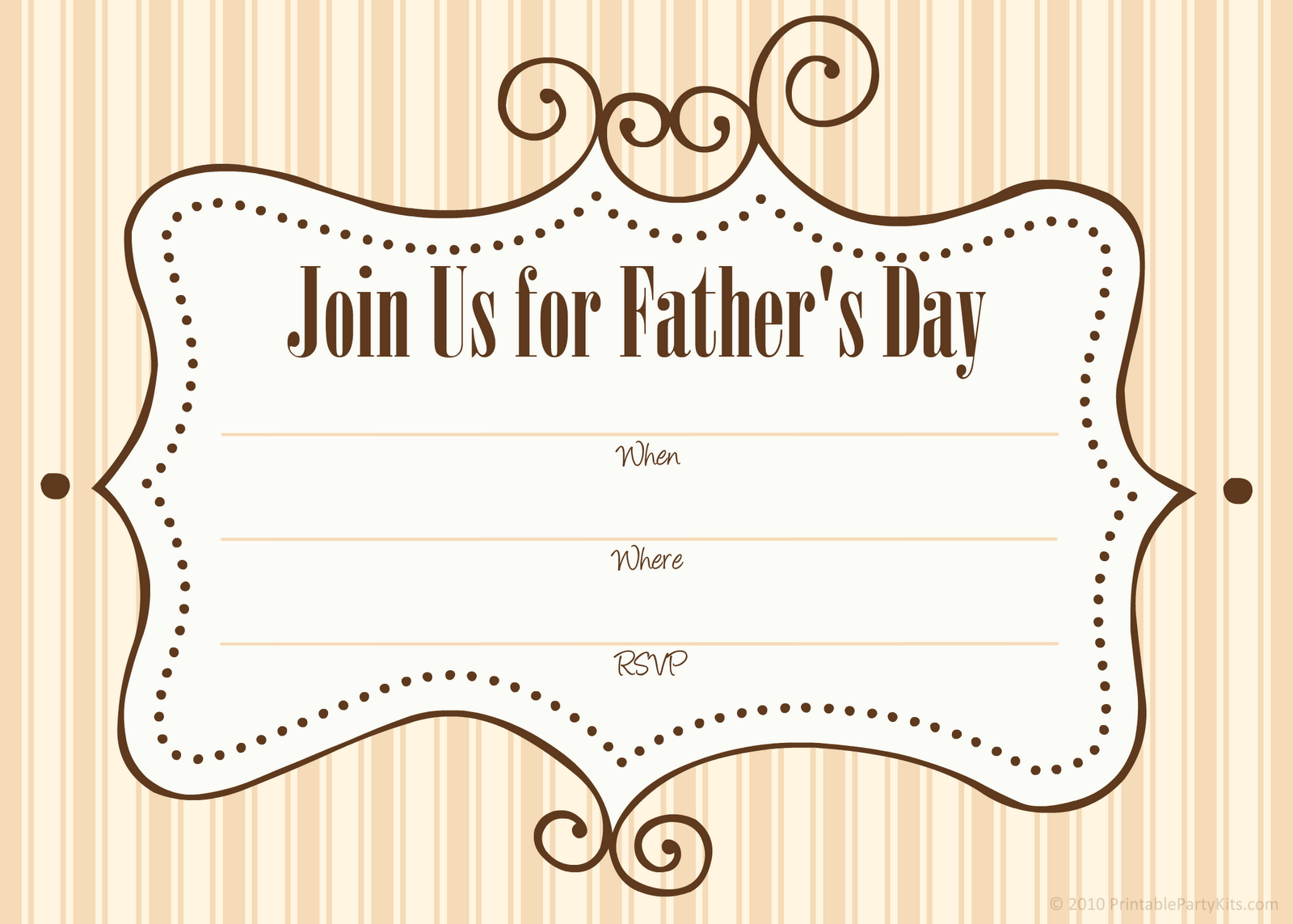 5 X 7 Fathers Day Invitation P Png 1600 1143 Fathers Day Free Printable Party Invitations Party Invitations Printable