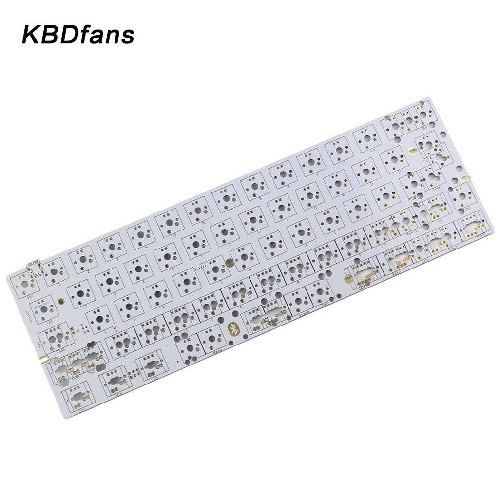 Yd60ble V2 60 Bluetooth Customized Mechanical Keyboard Pcb Bluetooth Keyboard Mechanic