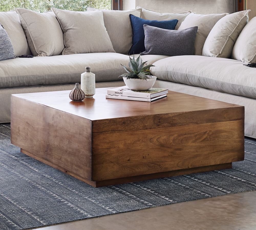 Parkview Reclaimed Wood Coffee Table Pottery Barn Coffee Table Wood Reclaimed Wood Coffee Table Coffee Table [ 900 x 1000 Pixel ]