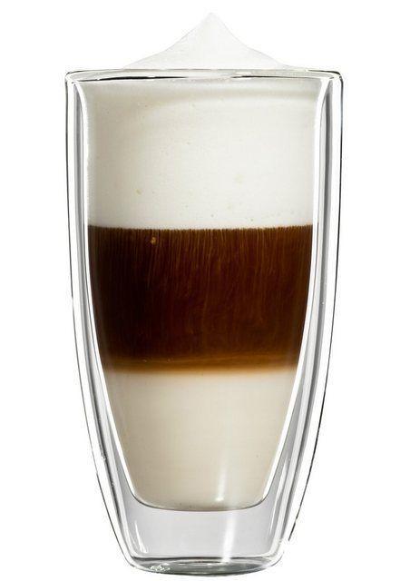 Latte-Macchiato-Glas »Roma Grande« (4-tlg), Doppelwandig #lattemacchiato Latte-Macchiato-Glas »Roma Grande« (4-tlg), Doppelwandig #lattemacchiato Latte-Macchiato-Glas »Roma Grande« (4-tlg), Doppelwandig #lattemacchiato Latte-Macchiato-Glas »Roma Grande« (4-tlg), Doppelwandig #lattemacchiato