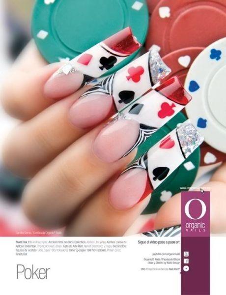 Poker nail art nails manicure nailart michelle this is cool poker nail art nails manicure nailart michelle this is cool prinsesfo Image collections