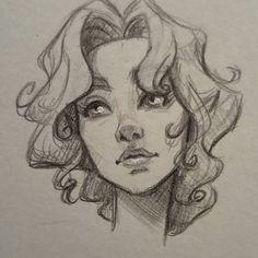 50 Beautiful Female Character Sketch Ideas - Beautiful Dawn Designs