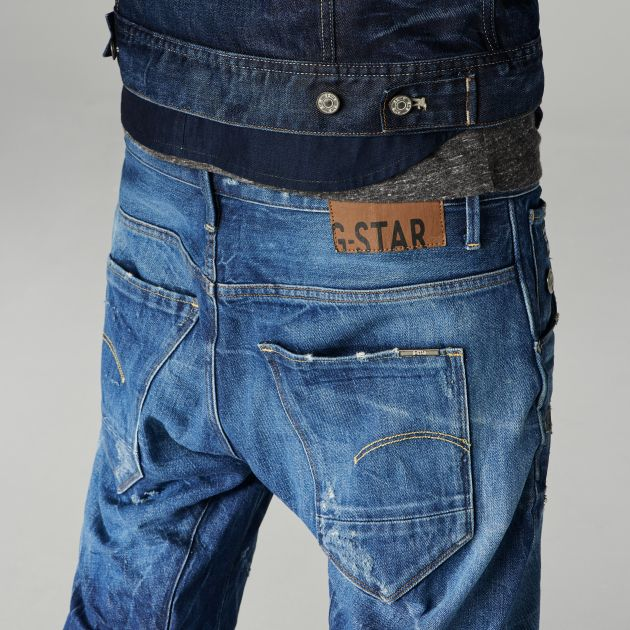 G-Star Raw Denim Arc 3D Slim Men/'s Jeans