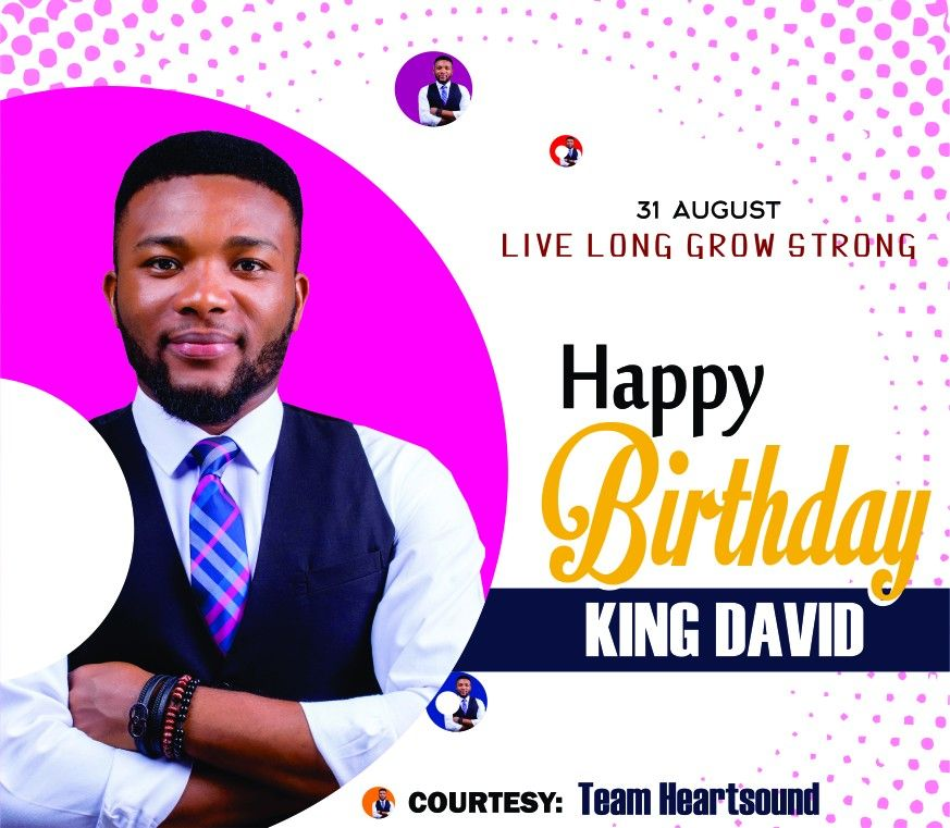 Birthday Graphics Flyer Happy Birthday Design Birthday Flyer Social Media Design Graphics