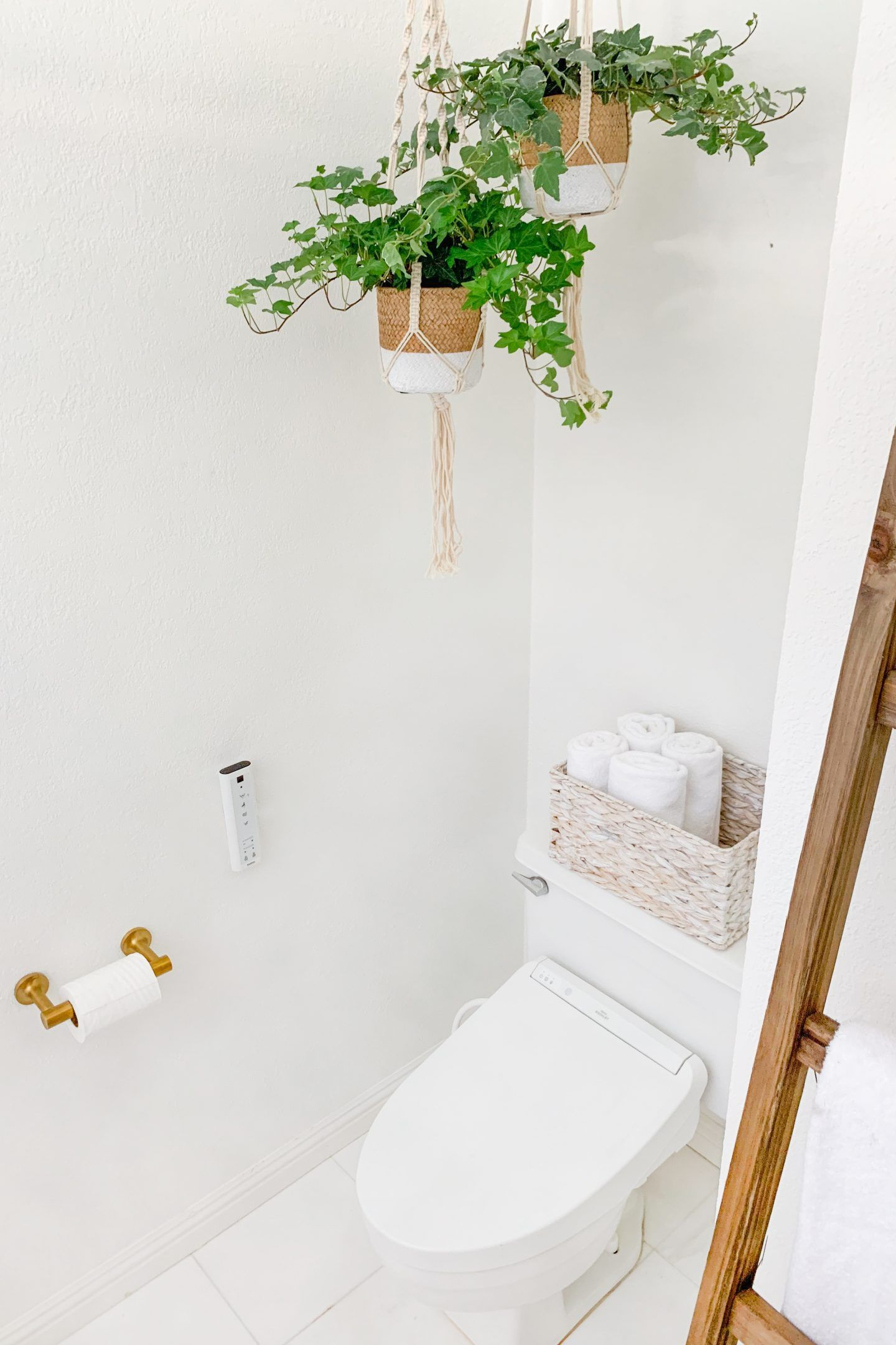 Floral Bathroom Remodel REVEAL  Girls bathroom