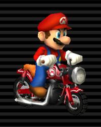 Mario (Medium Weight) Zip Zip