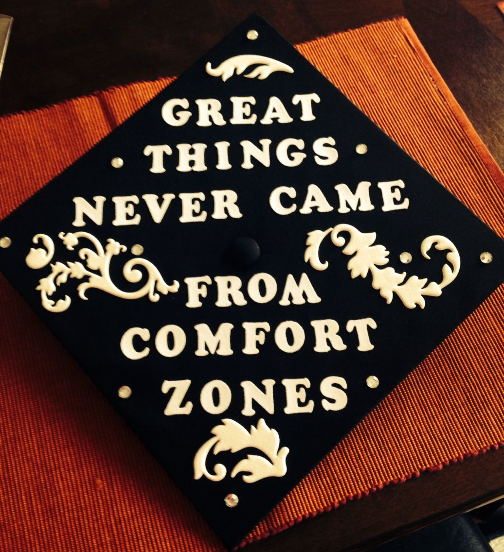 It S Never Too Late To Learn More And Do More College Graduation Cap Decoration Graduation Cap Decoration Mtsu Graduation