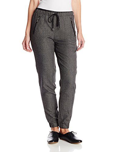 XOXO Juniors Exposed Zipper City Pant, Grey, Medium *** More details @ http://www.amazon.com/gp/product/B00KII6A8A/?tag=clothing8888-20&pqr=040816032812