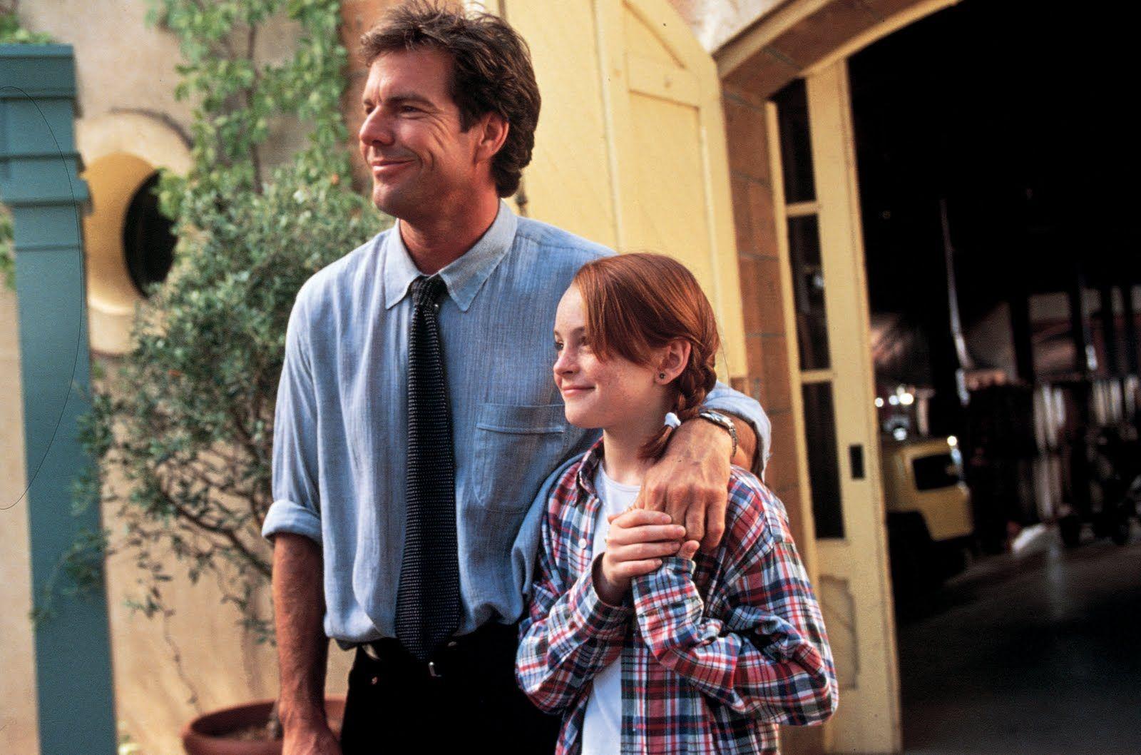 the parent trap 1998 remake staring lindsay lohan