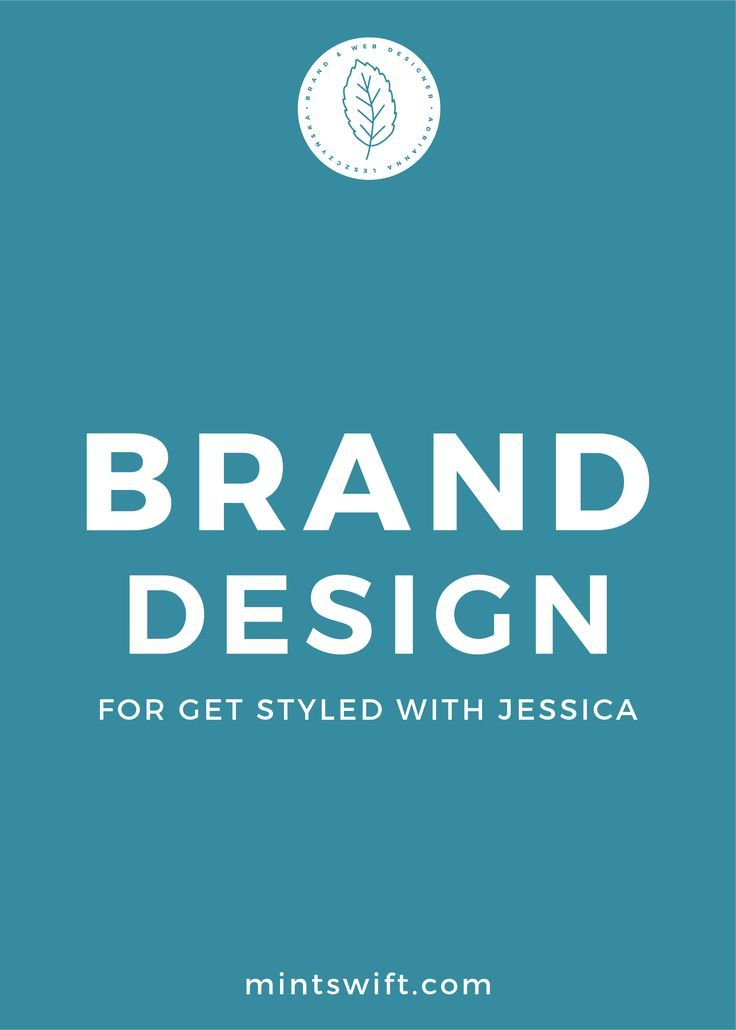 Brand Design for Get Styled with Jessica is part of Branding design packaging, Branding design, Branding design logo, Portfolio website design, Branding website design, Logo design tips - Go behind the scenes of the brand design for Get Styled with Jessica  See the process of creating a brand identity & collaterals in the portfolio blog post