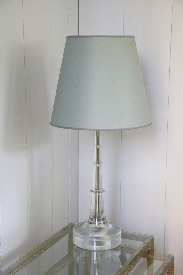 Trumpet lamp from rita konig