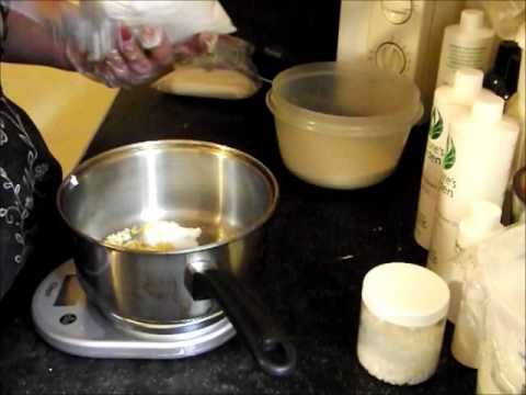 Tutorial-How To Make Emulsified Sugar Scrubs! - YouTube