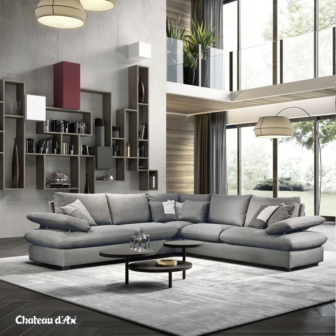 Intesa Soft Fabric Sofa From Our New Collection Intending Only To Please You With Absolute Comfort And Style Do Not Sofa Furniture Furniture Sofa Design