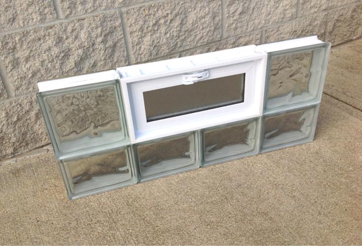 5 Secrets Nobody Tells You About Glass Block Windows Glass Block Basement Windows Glass Blocks Basement Windows