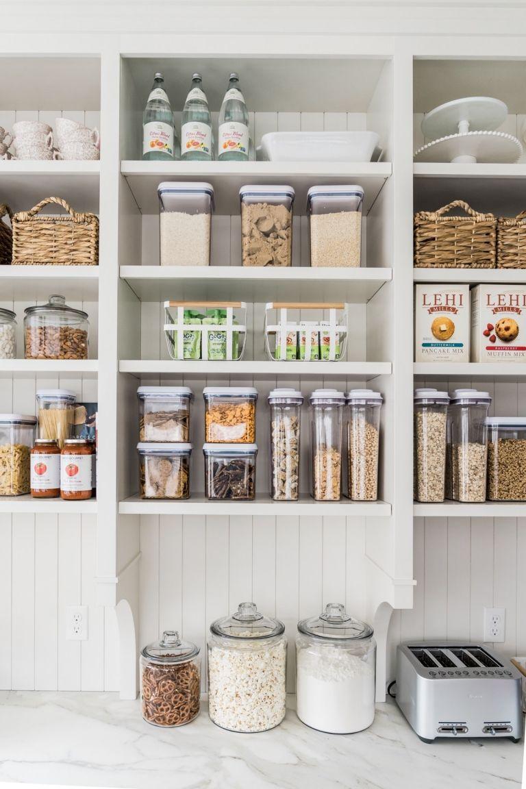 pantry organization picks from amazon in 2020 pantry design pantry organisation white pantry on kitchen organization layout id=77291