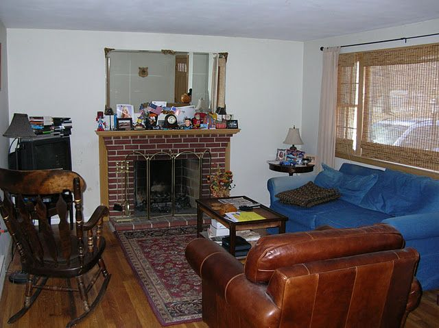 Before: Living Room Decorating Job By Dragonfly Home Staging And Design