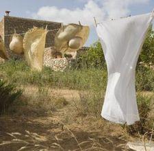 ways to stiffen fabric