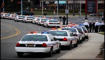 Crown Vics Columbus Ohio Police Dept Police Cars Ford Police Police