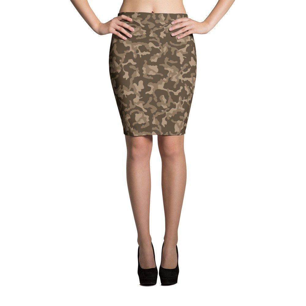 Russian Woodland Brown CAMO Skirts