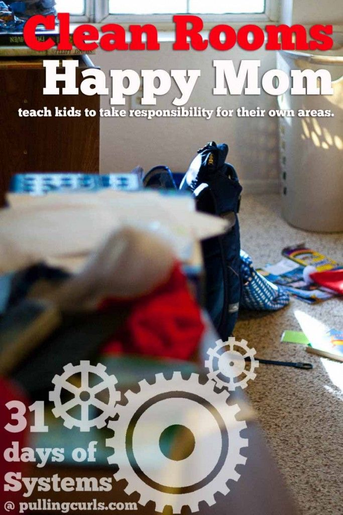 How to Get My Kids to Clean Their Rooms Chores for kids