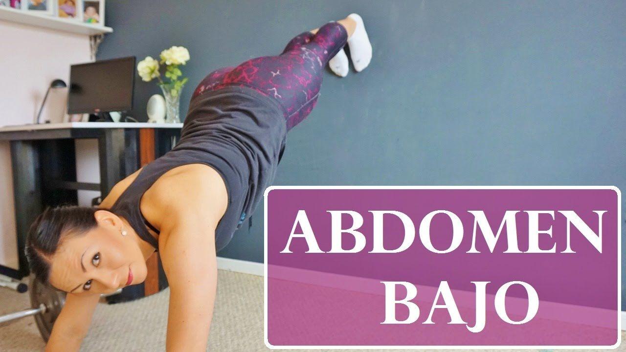 Ejercicios para reducir abdomen bajo rapidamente