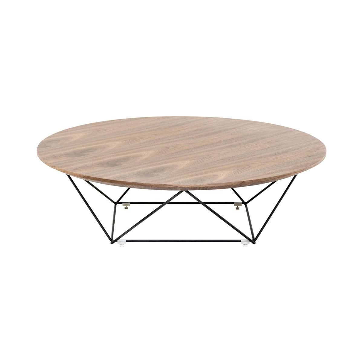 Dot Bo Furniture And Decor For The Modern Lifestyle Coffee Table Walnut Coffee Table Modern Round Coffee Table [ 1200 x 1200 Pixel ]