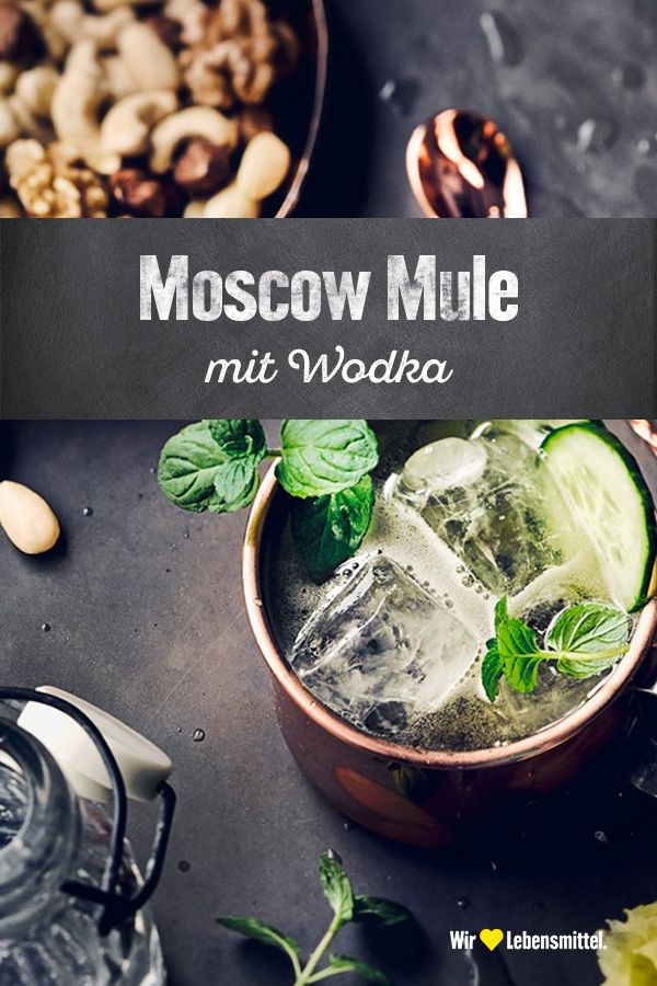 Moscow Mule #cocktaildrinks