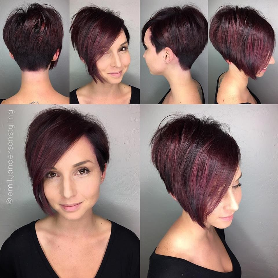 Trend Bob Saç Kesimleri